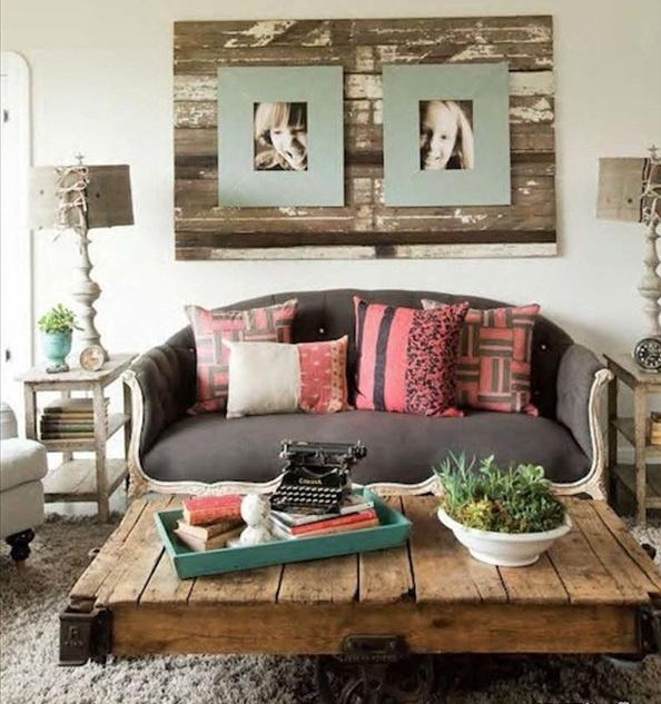 Wooden Pallet Furniture Ideas That May Cause Addiction