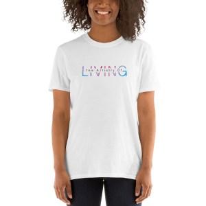 The Artistry of Living Short-Sleeve Unisex T-Shirt