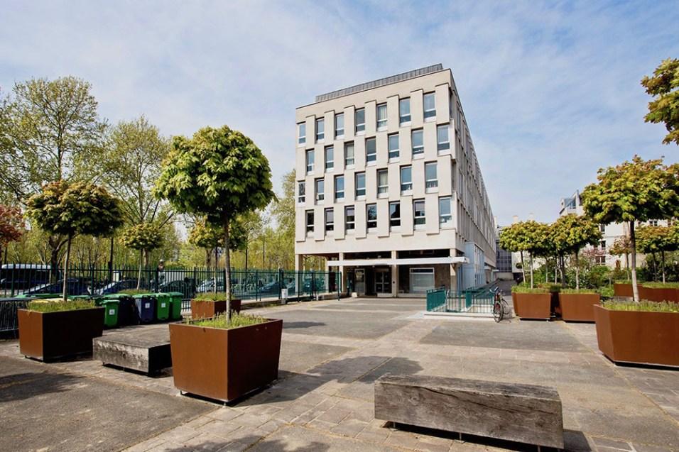 Cité Internationale des arts, Site du Marais. Crédit Maurine Tric.