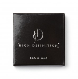 High Definition_Brow Wax box