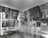 The Picasso Room at Trubetskoy Palace