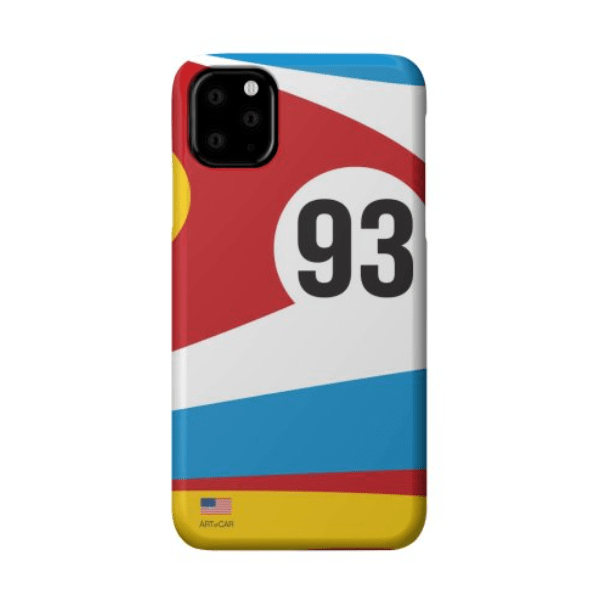 BMW Art Car Phone Case