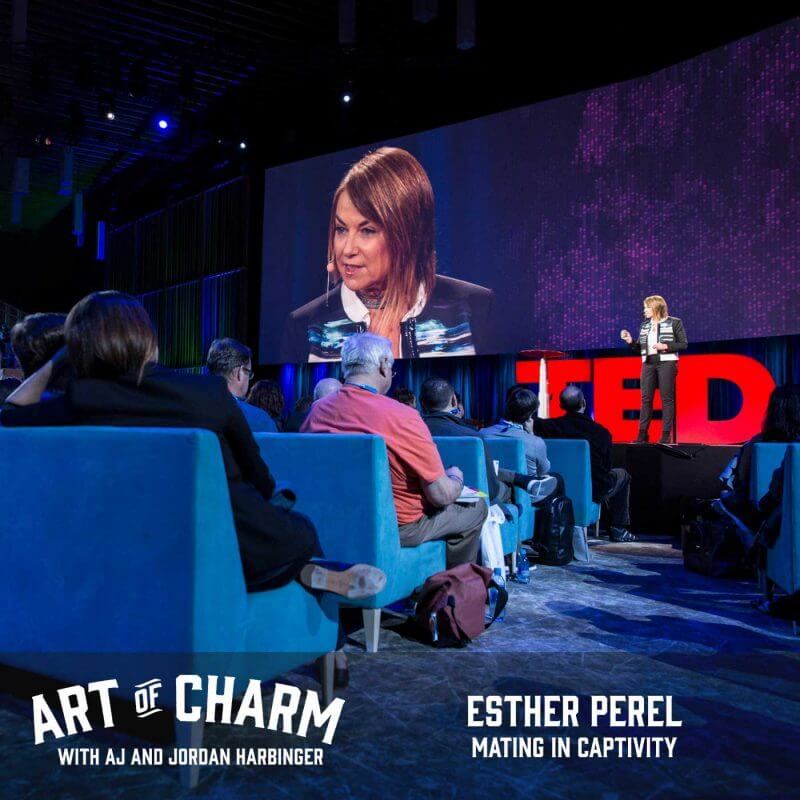 Esther Perel Mating In Captivity Episode 410