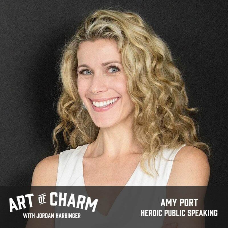 Amy Port - Heroic Public Speaking (Episode 451)