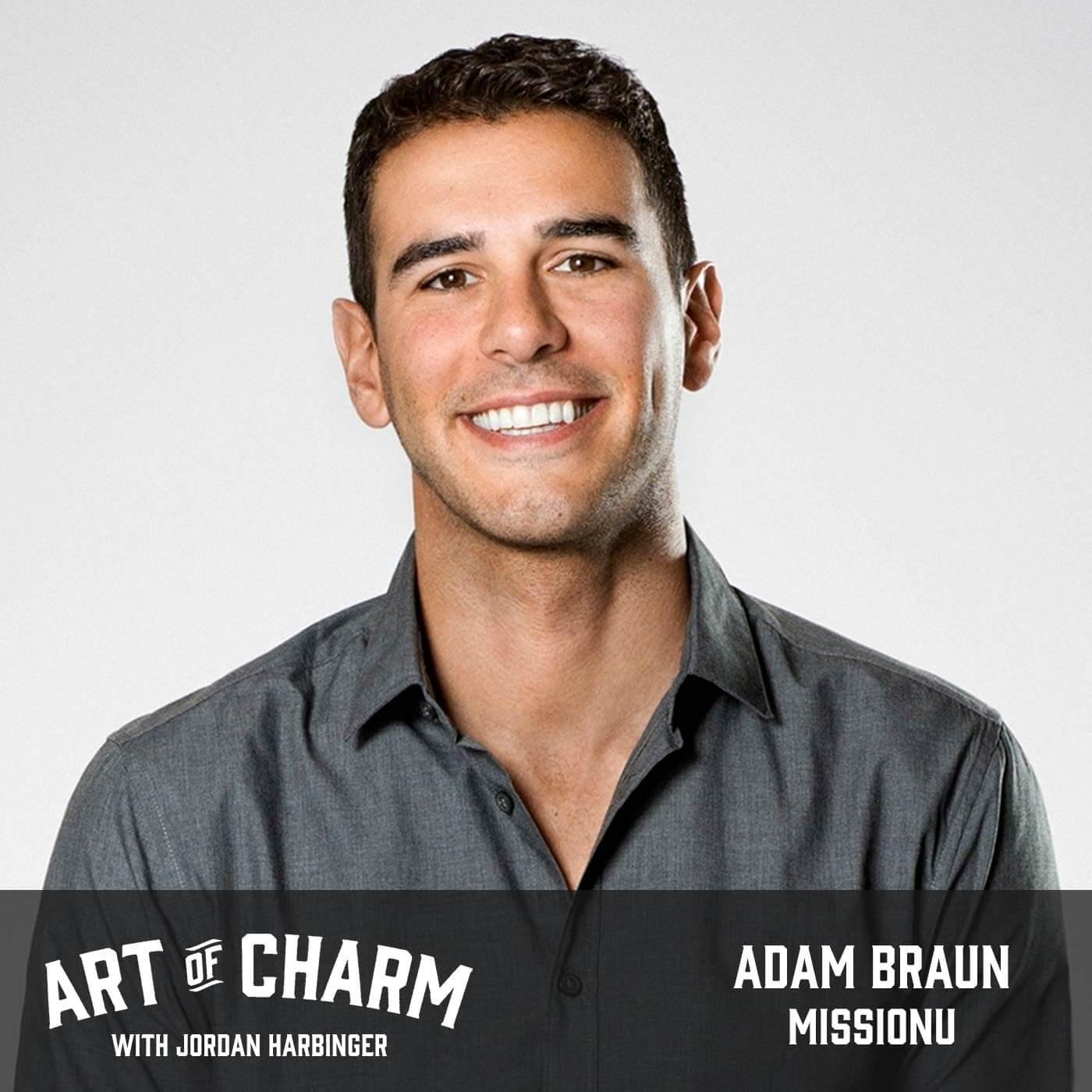 Adam braun missionu