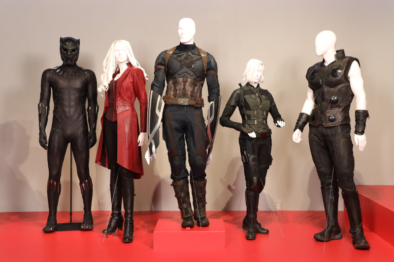 Avengers: Infinity War costume by Judianna Makovsky and Ruth Carter (Photo: Alex J. Berliner/ABImages)