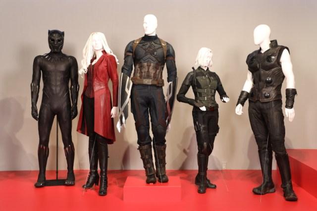 Avengers: Infinity War costume by Judianna Makovsky and Ruth Carter (Photo: Alex J. Berliner/ABImages)