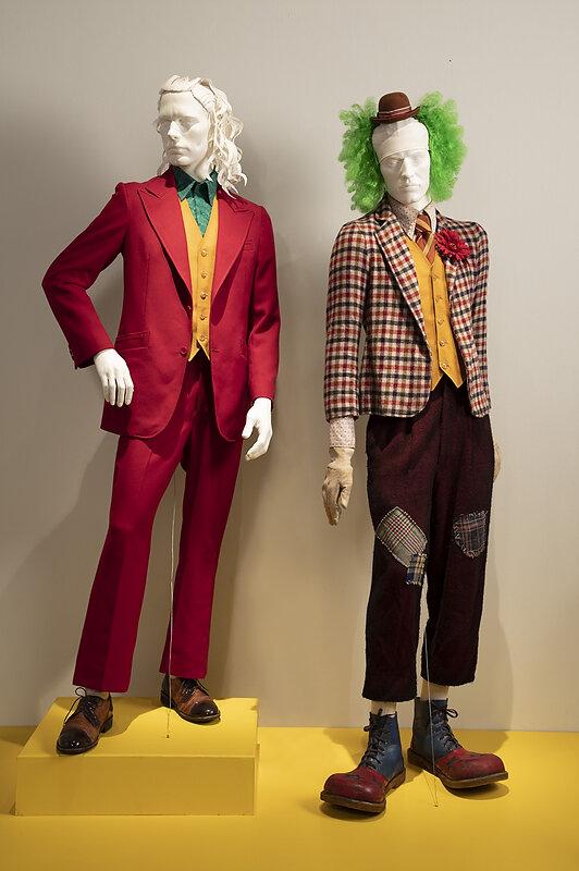 """Joker"" costumes by Mark Bridges (Photo: Alex J. Berliner/ABImages)"