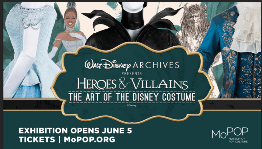 Heroes and Villains: The Art of the Disney Costume 16
