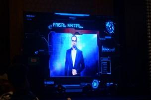 Presentation of WUD with Faisal Malik
