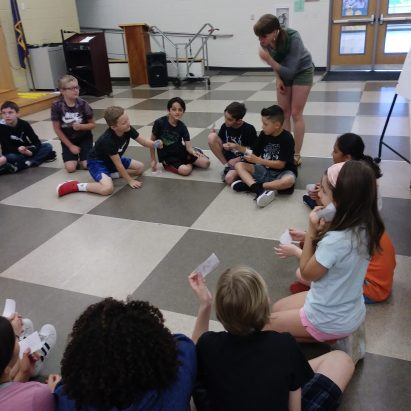 Exploring ecosystem connections in Enrichment Programs for Students