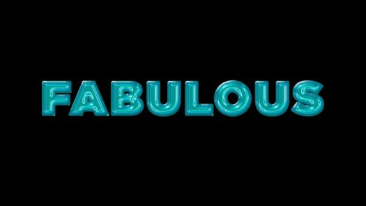 use photoshop for text effects