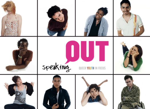 Part of cover of Speaking Out by Rachelle Lee Smith