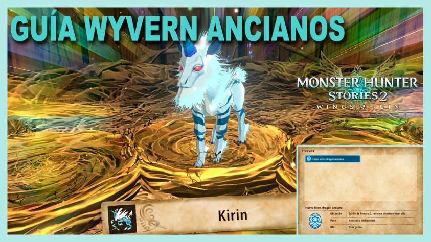 monster hunter stories wyvern ancianos
