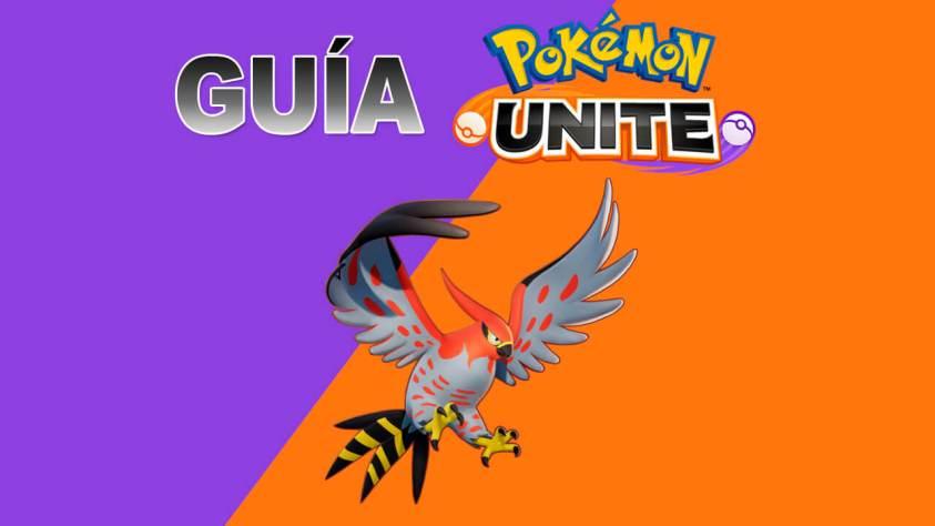 Pokémon Unite Talonflame build