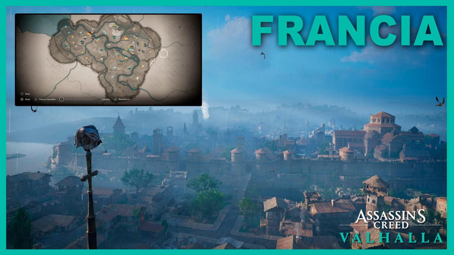 Assassin's Creed Francia