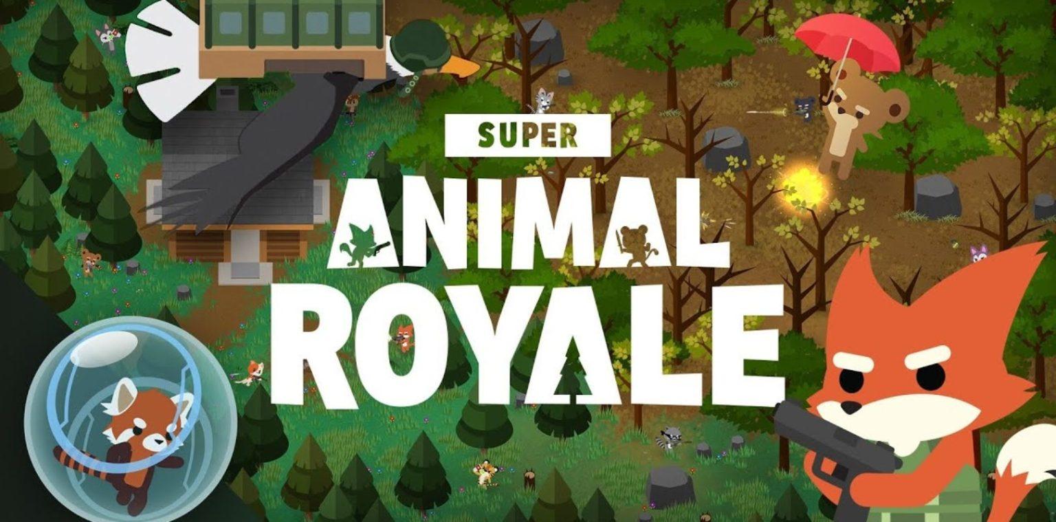 Análisis Super animal royale