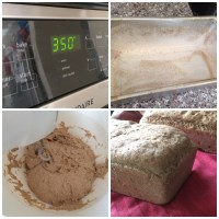 How to bake Spelt/Rye Buttermilk Bread