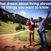 That dream about living abroad - 10 things you want to know