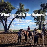 What's up with the Sadness?