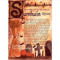 Samhain - Out with the Old - In with the New