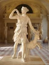 Diana the Huntress of Versailles