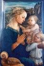 Filippo Lippi, Virgin and Child