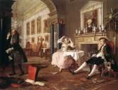Hogarth, Marriage à la Mode