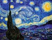Van Gogh, Starry Night