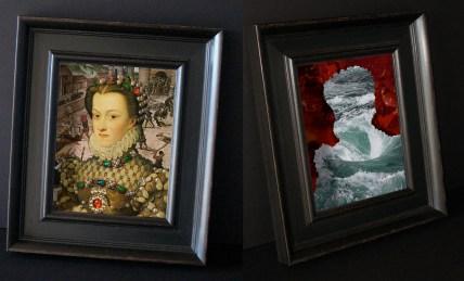 Elizabeth of Austria   The Art of Mark Evans