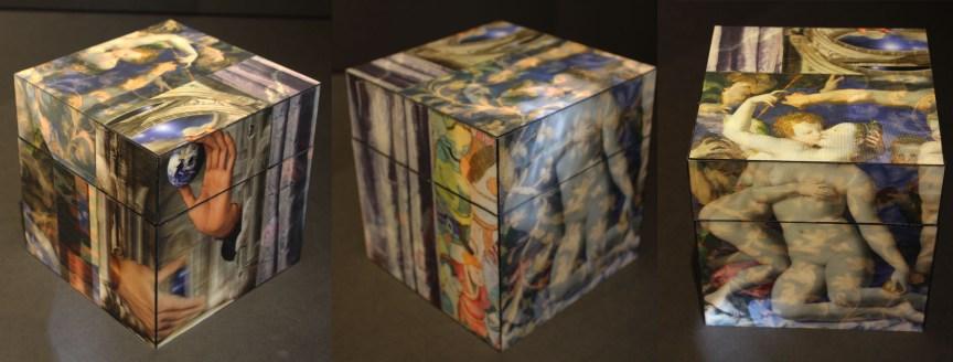 Venus Box | The Art of Mark Evans