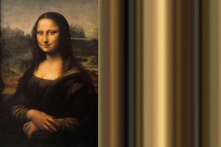 Mona Lisa   The Art of Mark Evans