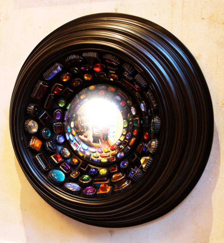 Argenti Mirror | The Art of Mark Evans