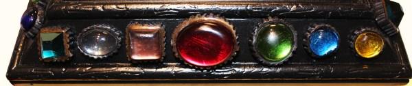 Pourbus Frame Detail