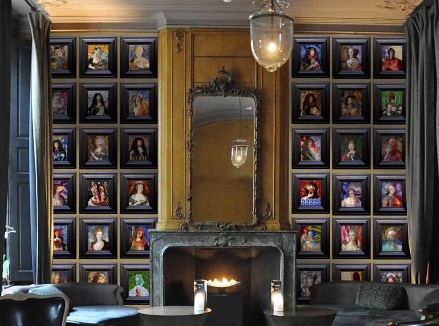 Bourbon Dynasty Assembled   The Art of Mark Evans