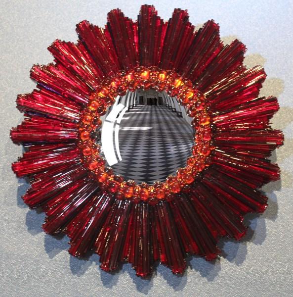 Lucrezia Convex Mirror