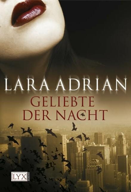 Lara Adrian - Geliebte der Nacht - Cover