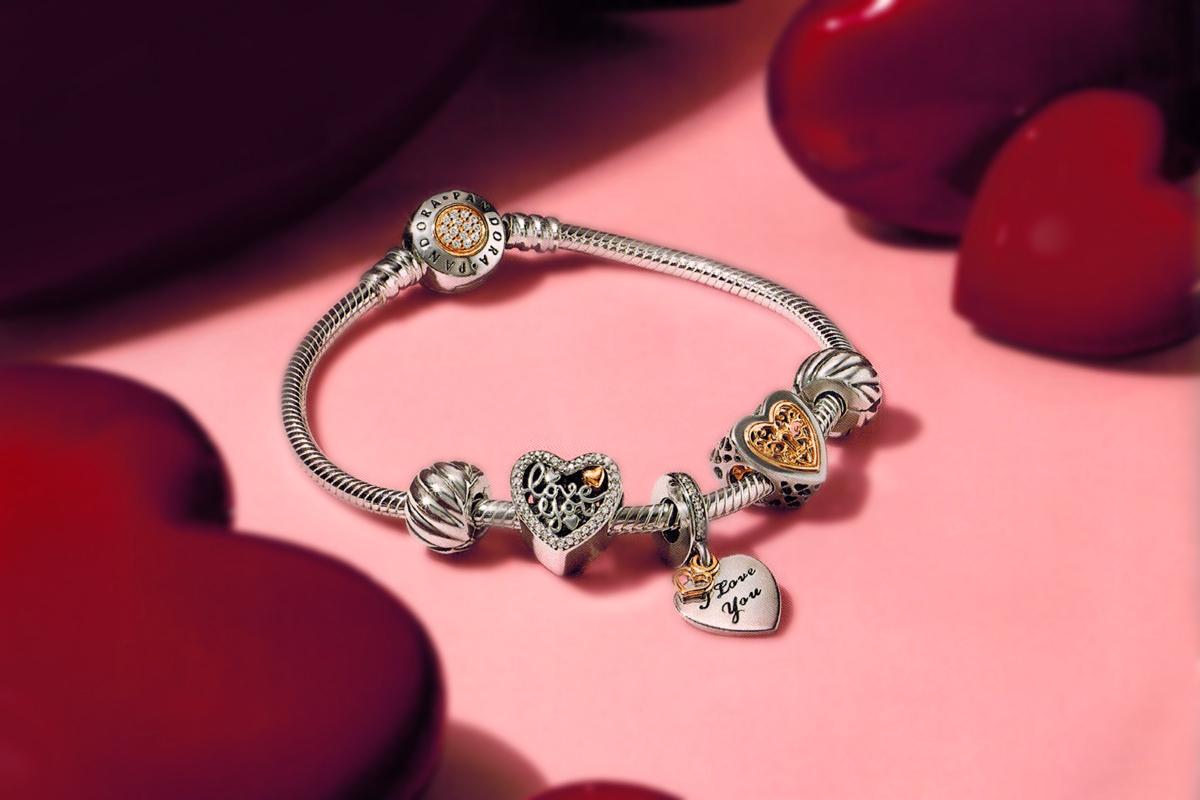 PANDORA Valentines Day 2017 Update The Art Of Pandora