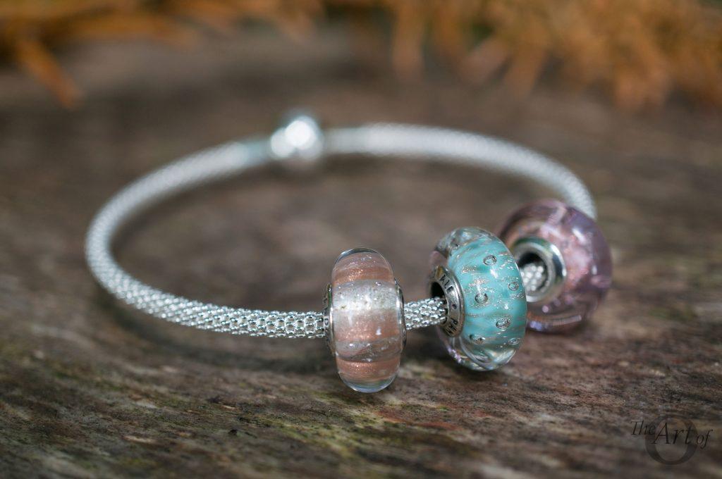 REVIEW PANDORA Silver Mesh Bracelet The Art Of Pandora