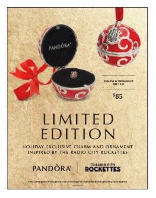 PANDORA Black Friday Gift Set Update The Art Of Pandora