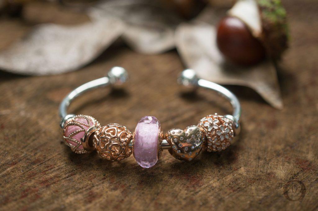REVIEW PANDORA Open Bracelet Bangle Be Charming Blog