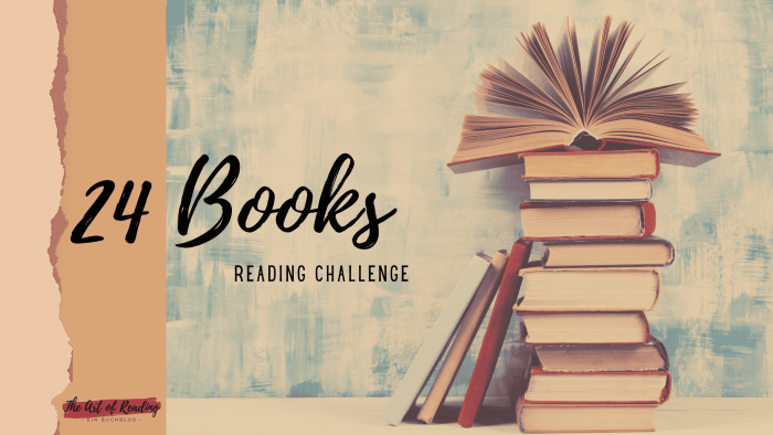 24 Books Reading Challenge