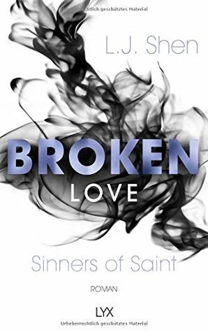 Broken Love (Sinners of Saint, #4)
