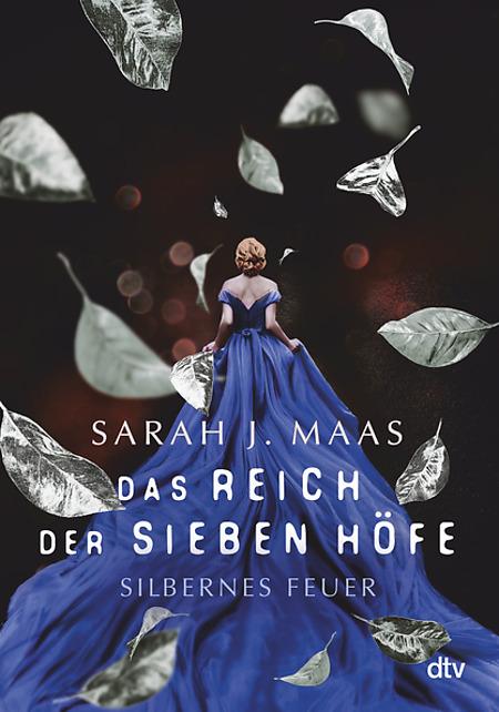 Silbernes Feuer - Das Reich der sieben Höfe | Cover Reveal