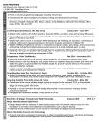 Resume of Brian Maynard