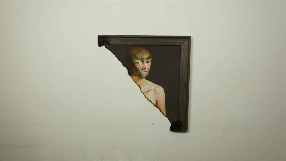 Wang Haiyang-wall dust