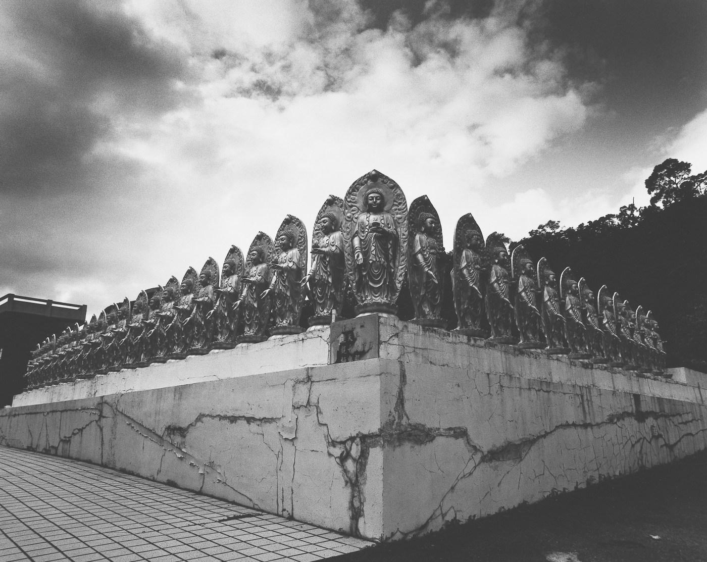 台北市北投區照明净寺之一 Illumination Temple, Beitou Dist., Taipei City I