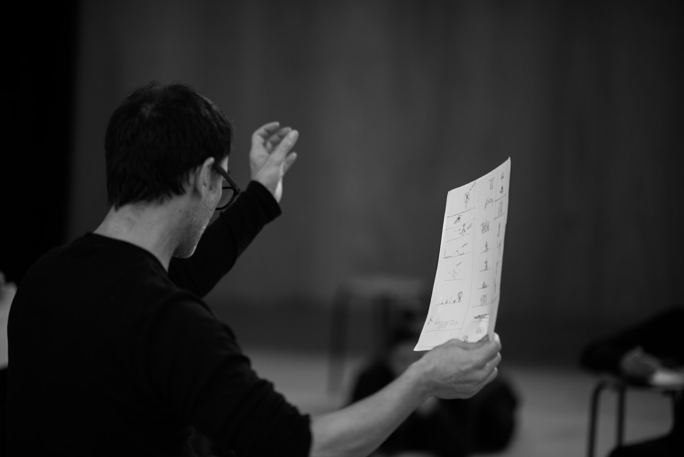 The Great Tamer_rehearsal_by Dimitris Papaioannou_rehearsals_photograph by Julian Mommert_JCM_4385_20161125