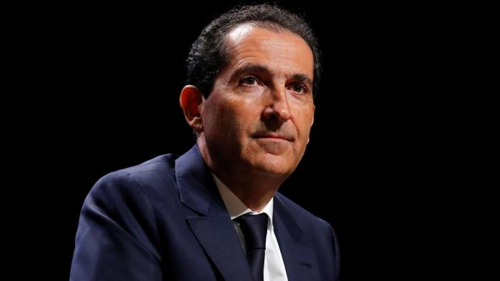 Franco-Israeli billionaire Patrick Drahi is best known for activities in the telecoms and media sector © Reuters