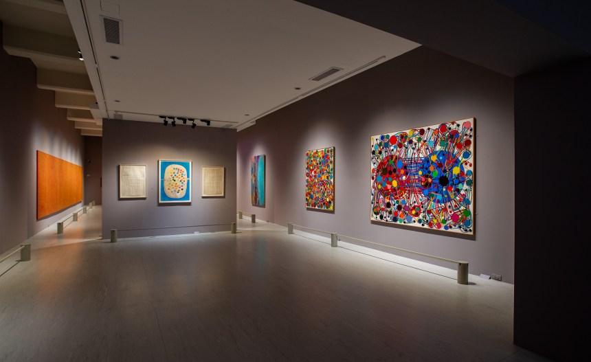 「她的抽象」展覽現場 Installation View ©北美館TFAM (5)